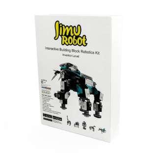 Jimu robot Inventor Kit〔ロボットキット プログラミング学習: iOS/Android対応〕【STEM教育】