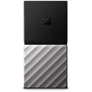 WDBK3E2560PSL-WESN 外付けSSD WD My Passport SSD [256GB /ポータブル型]