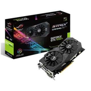 グラフィックボード NVIDIA GeForce GTX 1050 Ti搭載 PCI-Express ROG STRIX-GTX1050TI-O4G-GAMING[4GB/GeForce GTXシリーズ] 【バルク品】