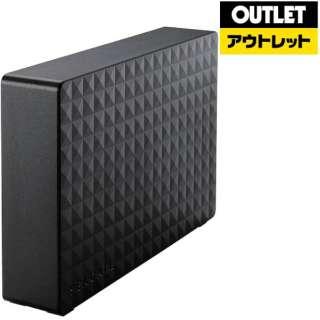 【アウトレット品】 Seagate HDD 外付けハードディスク 2TB USB3.0 テレビ録画対応 1TFAN1 【生産完了品】