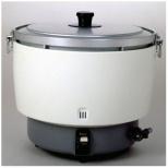 PR-101DSS 業務用ガス炊飯器 [5.5升 /都市ガス12・13A]