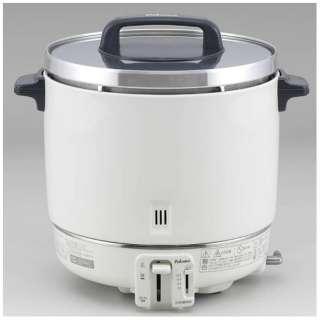 PR-403SF 業務用ガス炊飯器 [2.2升 /プロパンガス]