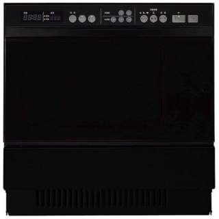 【プロパンガス用】 ビルトインガスコンビネーションレンジ (48L) NDR514E LP ブラック 【要事前見積り】