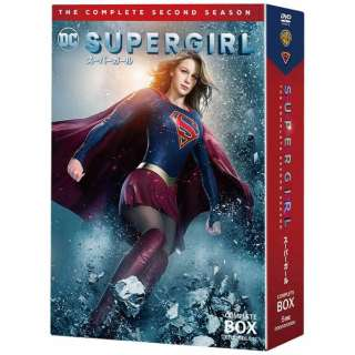 SUPERGIRL/スーパーガール <セカンド・シーズン>DVD コンプリート・ボックス 【DVD】