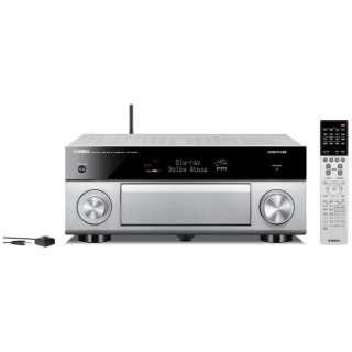 RX-A1070H AVアンプ チタン [ハイレゾ対応 /Bluetooth対応 /Wi-Fi対応 /ワイドFM対応 /5.1.2ch /DolbyAtmos対応]