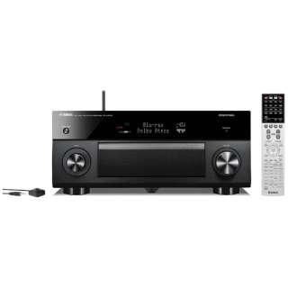 RX-A3070B AVアンプ ブラック [ハイレゾ対応 /Bluetooth対応 /Wi-Fi対応 /ワイドFM対応 /DolbyAtmos対応]