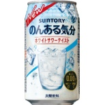のんある気分 ホワイトサワーテイスト 350ml 24本 【ノンアルコールチューハイ】