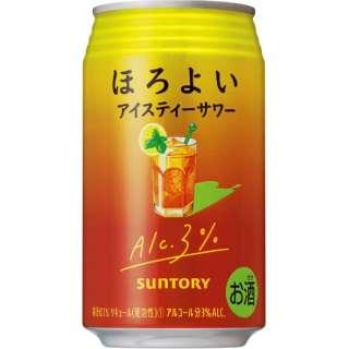 ほろよい アイスティーサワー (350ml/24本)【缶チューハイ】