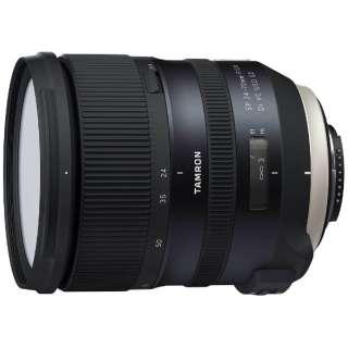 カメラレンズ SP24-70mm F/2.8 Di VC USD G2 ブラック A032 [ニコンF /ズームレンズ]