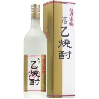[プレミアム商品] 越乃寒梅 乙焼酎 720ml【米焼酎】