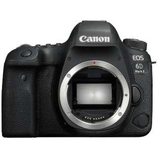 EOS 6D Mark II デジタル一眼レフカメラ [ボディ単体]