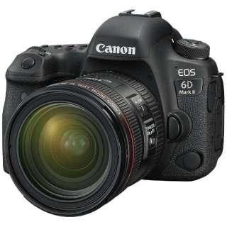EOS 6D Mark II デジタル一眼レフカメラ EF24-70L IS USM レンズキット [ズームレンズ]