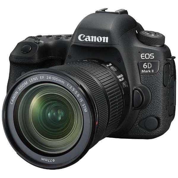EOS 6D Mark II デジタル一眼レフカメラ EF24-105 IS STM レンズキット [ズームレンズ]