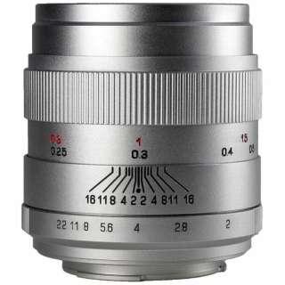 カメラレンズ 35mm F2.0  LIMITED CREATOR シルバー [ペンタックスK /単焦点レンズ]