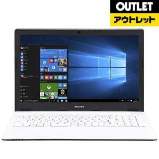 【アウトレット品】 15.6型ノートPC [Win10 Home・Celeron・SSD 240GB・メモリ 8GB] LBC38M8S2W10 【生産完了品】