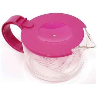 【部品 開封済未使用品】 コーヒーメーカー V-102-PK用ガラス容器 80616