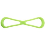 健康グッズ ストレッチ・コリほぐし・フィットネスチューブ のびーる フィットネス(ハード/オレンジ) 3B-3009