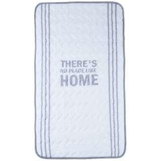 【涼感パッド】ソフトクール ベッドパッド シングルサイズ(100×200cm/グレー) GLS-395LGY