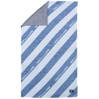 【涼感ケット】ソフトクール ブランケット(70×120cm/ブルー)