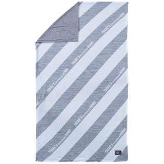 【涼感ケット】ソフトクール ブランケット(70×120cm/グレー)