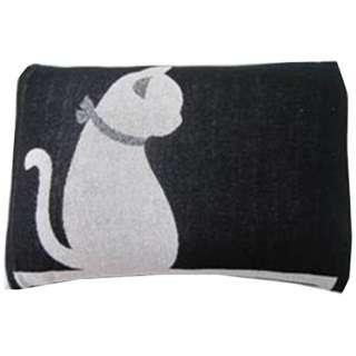 【まくらカバー】のびのび枕カバーMONOTONE CAT