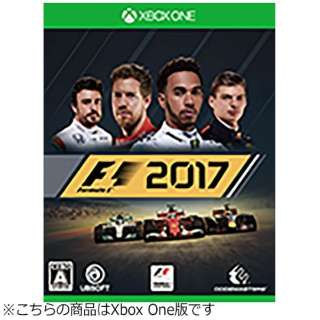 F1 2017【Xbox Oneゲームソフト】