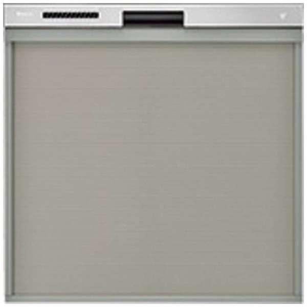 RSW-404LP ビルトイン食器洗い乾燥機 スライドオープンタイプ ステンレス調ハーフミラー [5人用]