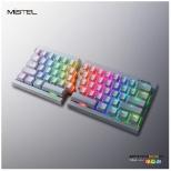 MD600-AUSPDWWT1 ゲーミングキーボード Cherry MX 黒軸 Barocco ホワイト [USB /有線]