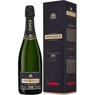 [正規品] パイパー・エドシック ブリュット ヴィンテージ 2008 750ml【シャンパン】