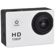 マイクロSD対応 防水ハウジングケース付きフルHDアクションカメラ AC150WH(ホワイト)
