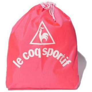 ゴルフ シューズケース le coq GOLF(フラッシュピンク) QQL3010 W460 【オウンネーム非対応】