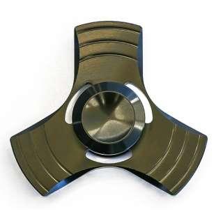 ハンドスピナー アルミモデル ブラック