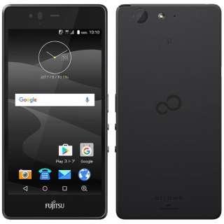 【防水・ワンセグ・おサイフケータイ対応】ARROWS M04 ブラック「FARM06301」 5型・メモリ/ストレージ: 2GB/16GB nanoSIMx1 SIMフリースマートフォン