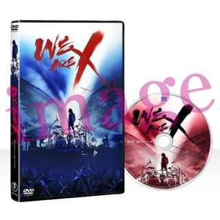 WE ARE X DVD スタンダード・エディション 【DVD】