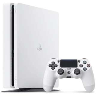 PlayStation 4 (プレイステーション4) グレイシャー・ホワイト 500GB [ゲーム機本体]CUH-2100AB02