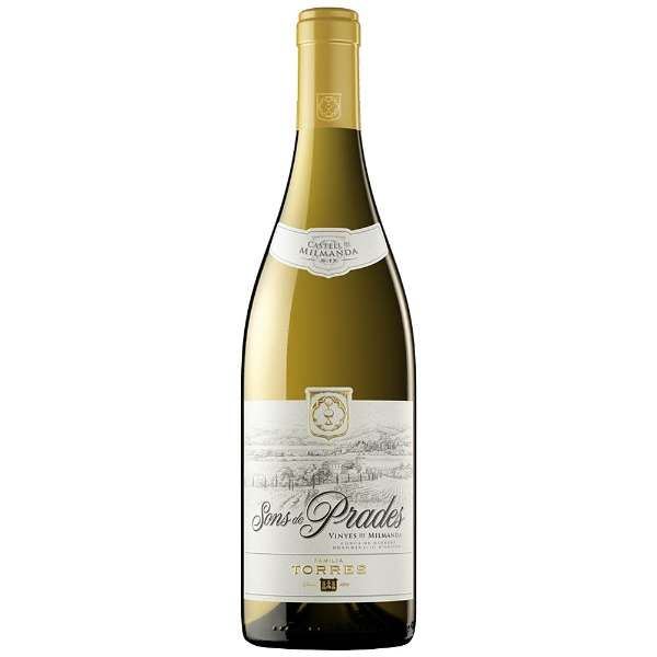 トーレス ソン・デ・プラデス 2015 750ml【白ワイン】