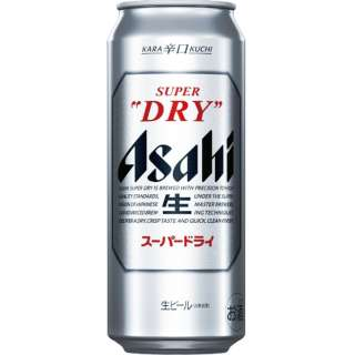 スーパードライ (500ml/24本)【ビール】