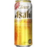 クリアアサヒ (500ml/24本)【新ジャンル】