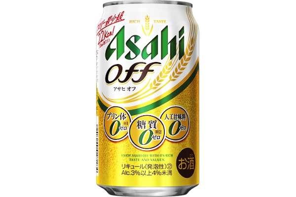 アサヒ「アサヒ オフ(新ジャンル)」350ml/24本