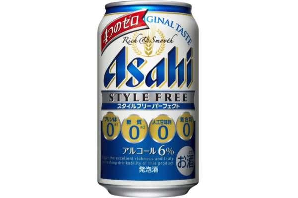 アサヒ「スタイルフリーパーフェクト」350ml/24本
