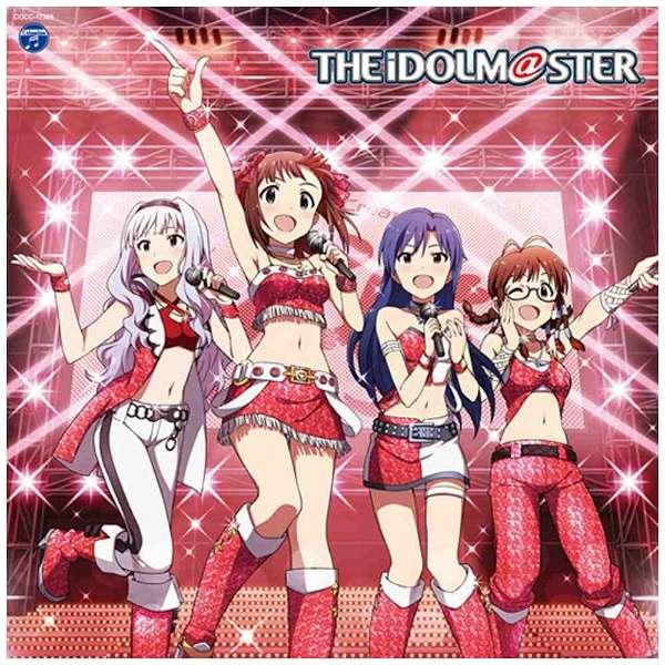 アニメーション)/THE IDOLM@STER MASTER PRIMAL ROCKIN' RED 【CD ...