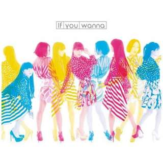 Perfume/If you wanna 完全生産限定盤 【CD】