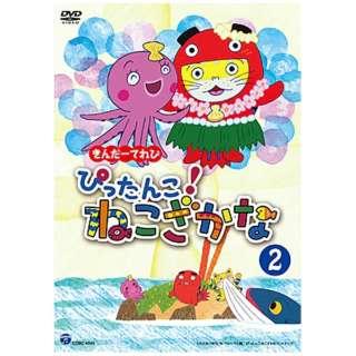 きんだーてれび ぴったんこ!ねこざかな 2 【DVD】