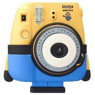 【数量限定】インスタントカメラ 『チェキ』 instax mini 8「ミニオン」