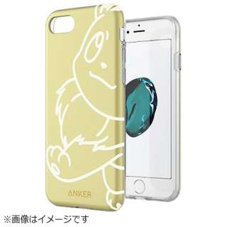 iPhone 7用 Anker SlimShell イーブイ yellow A7063071