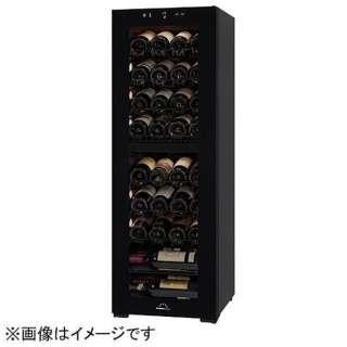 《基本設置料金セット》 FJN-105G ワインセラー HomeCellar(ホームセラー) ブラック [34本 /右開き]
