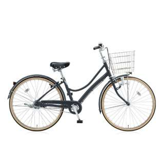 27型 自転車 エブリッジL(E.Xダークアッシュ/シングル) EB70L【2017年モデル】 【組立商品につき返品不可】