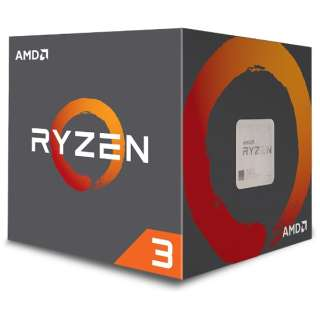 YD1200BBAEBOXAMD Ryzen 3 1200,with Wraith Stealth 65W cooler
