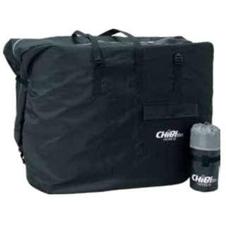 折りたたみ自転車用 輪行袋 ちび輪バッグ PW CHIBIRIN BAG(650×600~850×350mm/ブラック/570gまで)