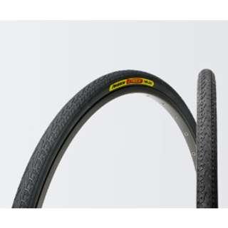 【返品交換不可】 自転車用タイヤ PASELA BLACKS パセラ ブラックス(700×38C) 8W738-18-B